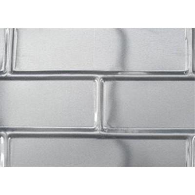 Brick Pressed Tin