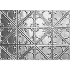 Snowflakes Pressed Tin