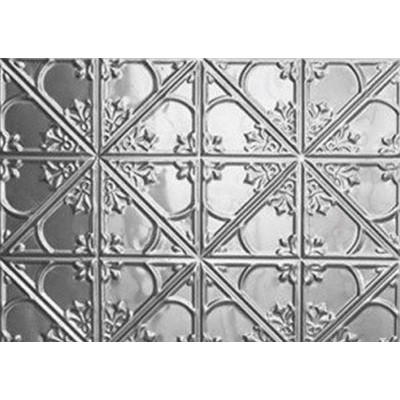 Snowflakes Pressed Tin